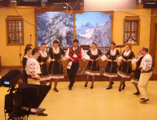 Видове народни танци според участниците