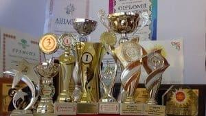 Нашите награди